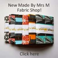 Made By Mrs M Fabric Shop on Etsy