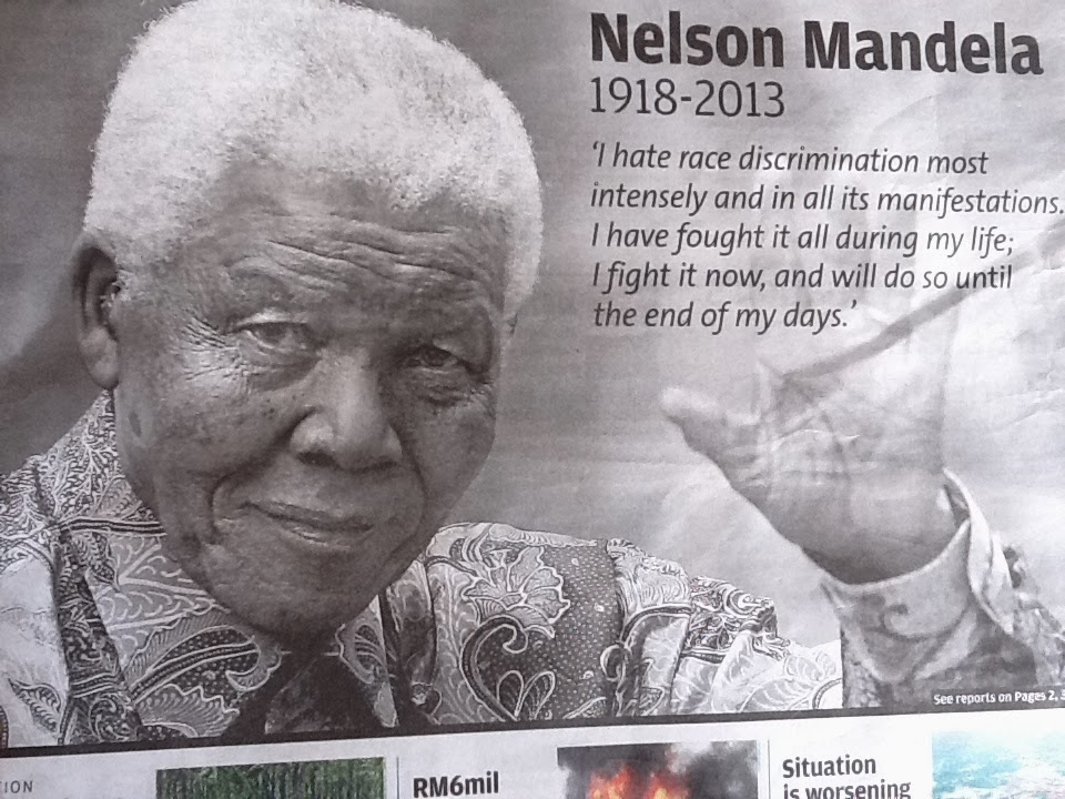 When will we learn from Mandela?