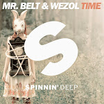 Mr Belt & Wezol - Time - Single  Cover
