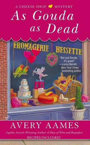 CHEESE SHOP MYSTERY Cozy Mystery 6th In Series