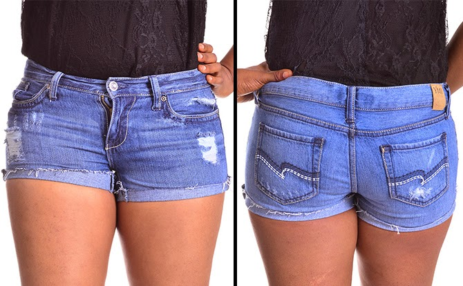Bum Shorts for Ladies In Nigeria - Designer Bum Shorts Online