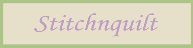 Stitchnquilt
