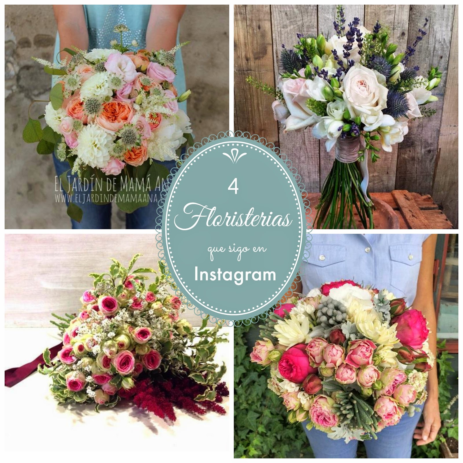 floristerias de bodas que sigo en instagram blog bodas mi boda gratis