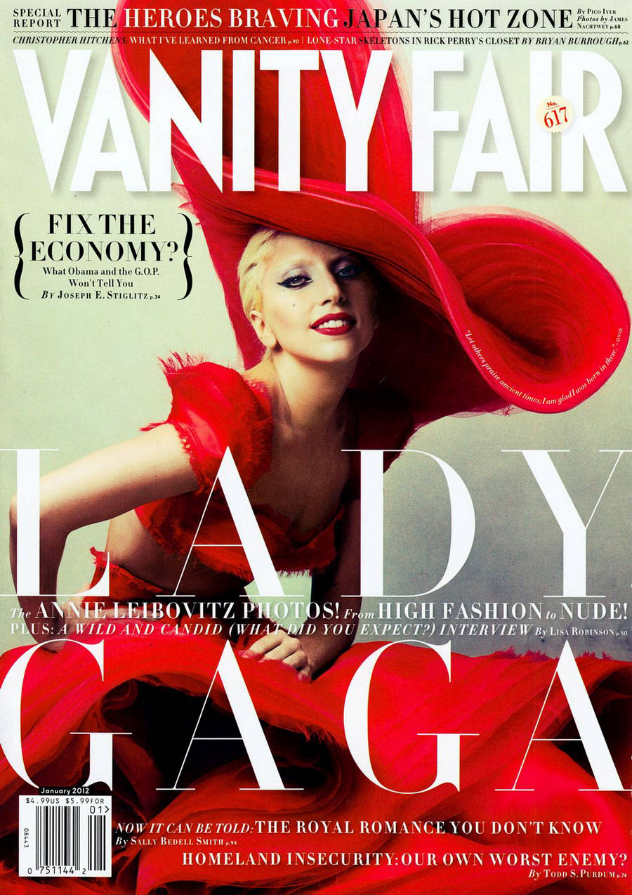 VANITY FAIR MAGAZINE MARCH 2012 #619 HOLLYWOOD ISSUE (FN/VF)