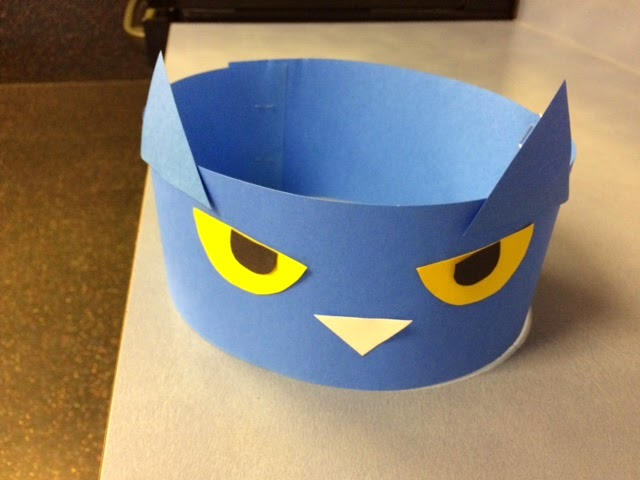 Pete The Cat Party Hats