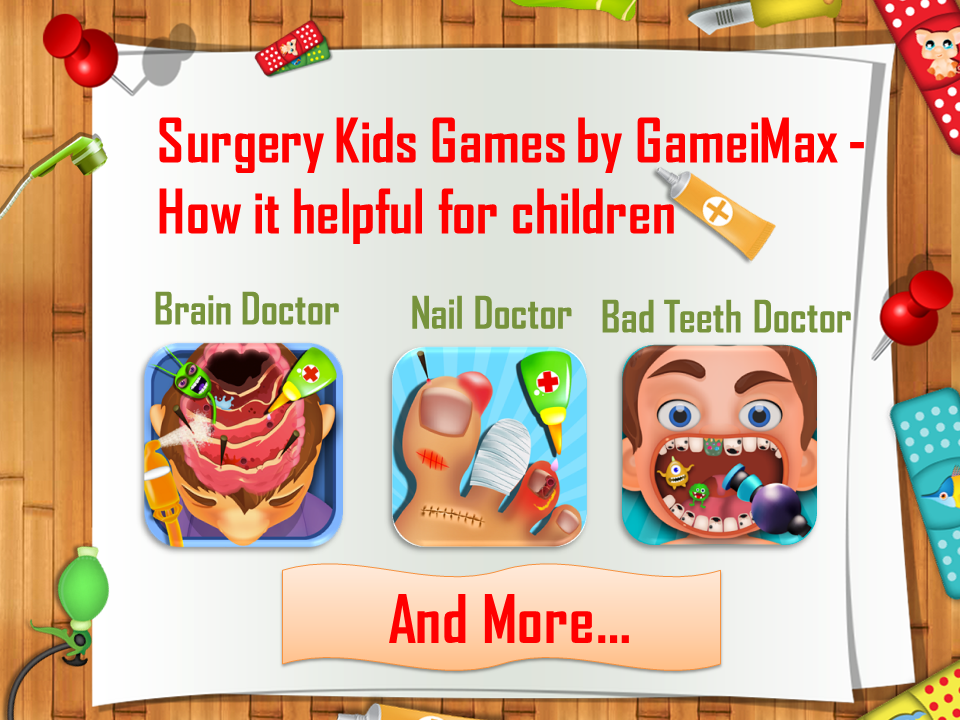 sugery kids games