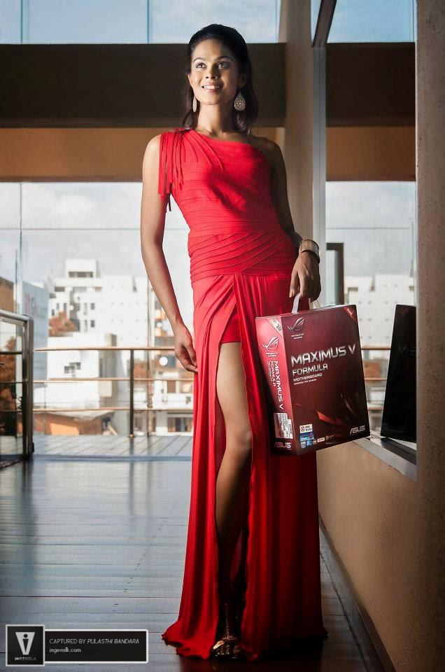 Ayanthi Matarage sl model