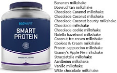 Smart protein (Let op: Ook in 750 gr te bestellen!)