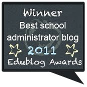 Edublogs Awards 2011