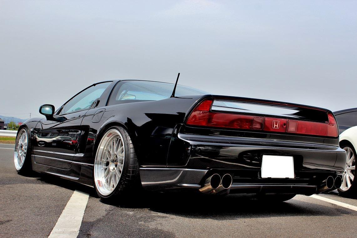 NSX, piękna, typowa Honda, VTEC is kicking in yo