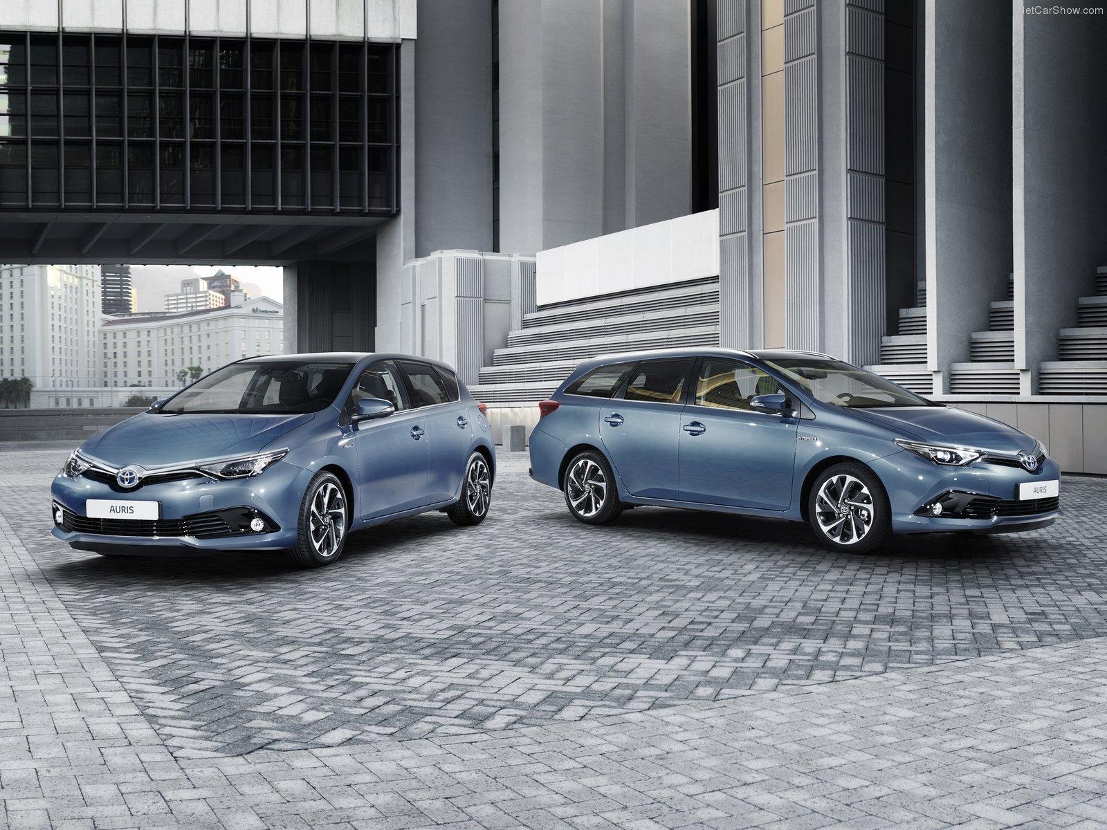 Hình ảnh xe ô tô Toyota Auris 2016 & nội ngoại thất