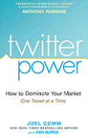 Twitter Power 2.0 by Joel Comm book cover