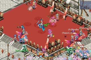Tải game Minh chủ võ lâm online 2