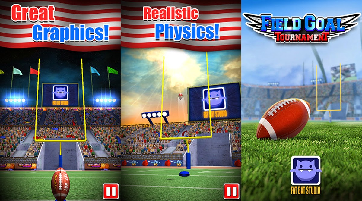 Field Goal Tournament Released for Windows Phone