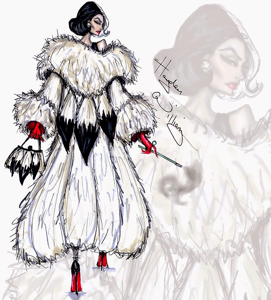 Cruella de vil fashion 46