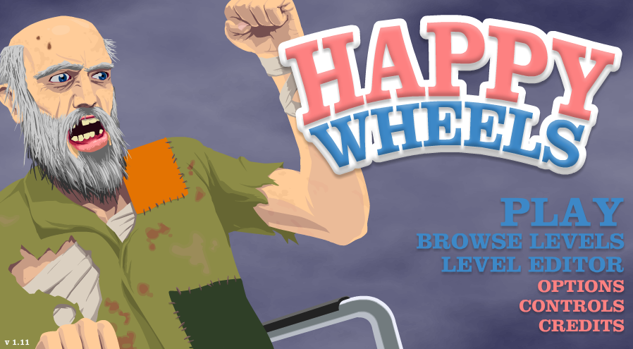 happy wheel3