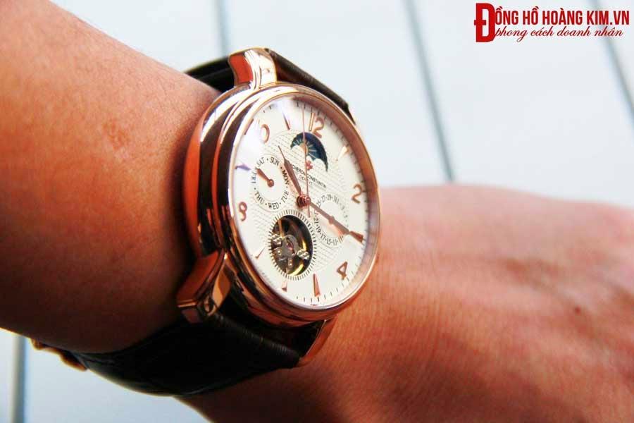 Đồng hồ đeo tay nam Vacheron Constantin