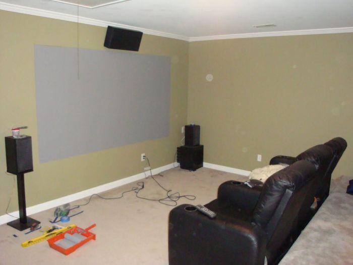 C mo crear tu propia sala de cine en casa taringa - Sala de cine en casa ...