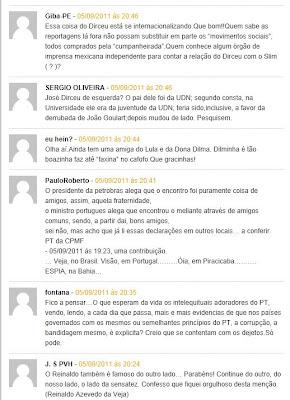 """O Poderoso Chefão"""", título brasileiro para a saga de """"Dom Corleone, O Padrinho"""" e uma forma de ilustrar a sua teia de influências no governo e nas empresas. Dirceu, agora consultor de multinacionais, conhece bem Portugal. E Miguel Relvas. O ministro português recorda tê-lo conhecido """"por intermédio de amigos comuns"""", sem relações empresariais pelo meio. """"Encontrei-o ocasionalmente"""","""
