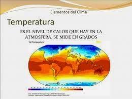instrumento meteorologico existen: