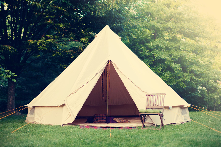 bell tent soul pad