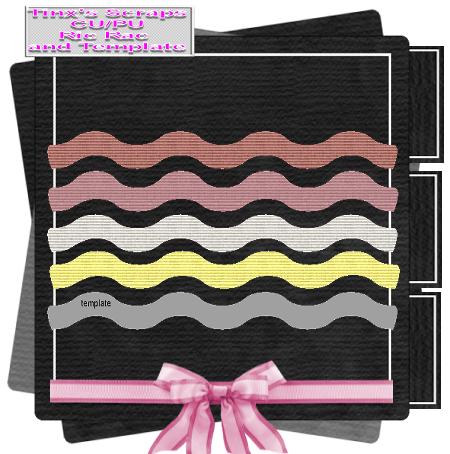 [CU] Ric Rac Ribbons