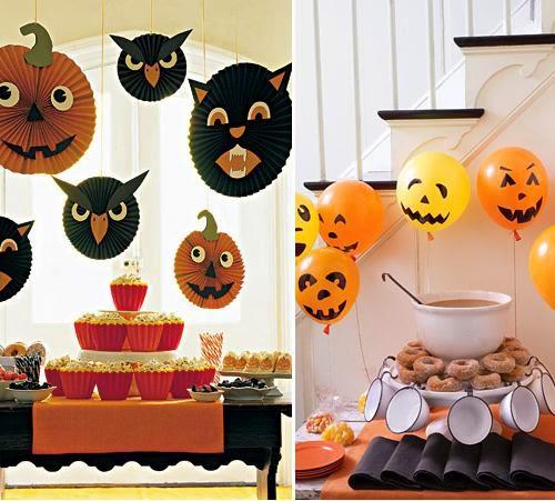 Juegos De Decorar Casas Para Fiestas De Halloween