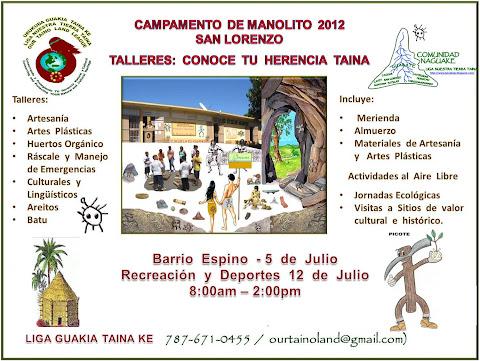 Cumpliendo  con Nuestra  Misión:  Reeducación  y  Conciencia Etno-histórica  Cultural.