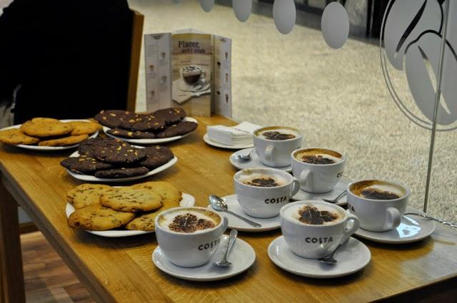 Moda Shopping Costa Coffee