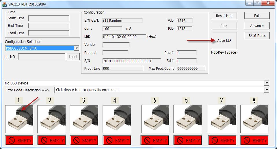 SK6213 PDT 20100209A formatter