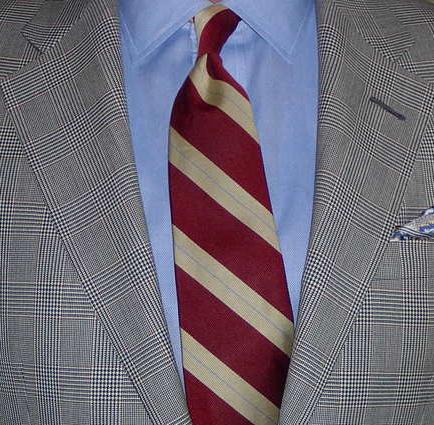 American Rep Striped Tie