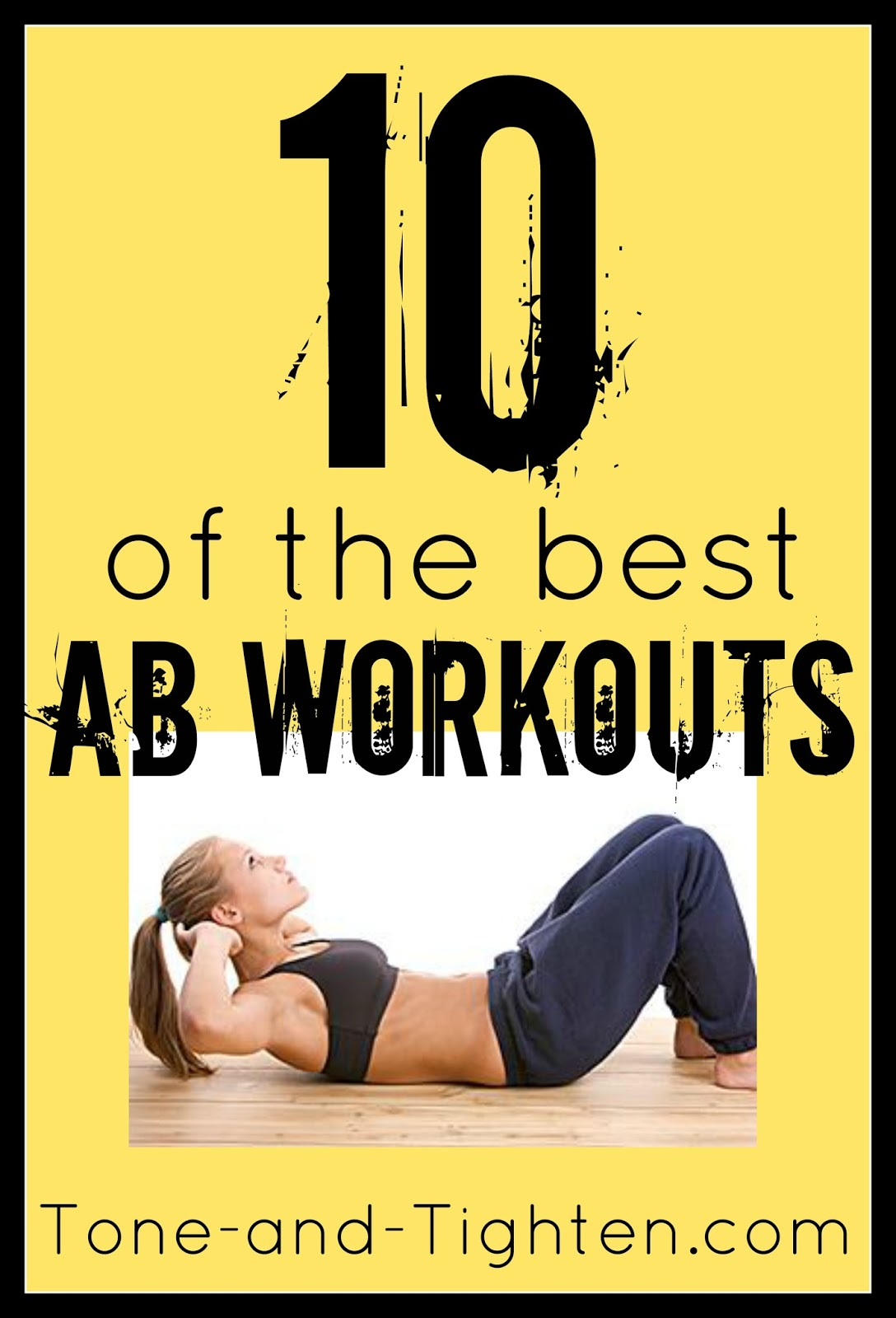 Youtube best ab exercises