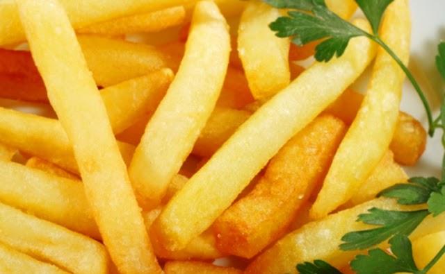 اضرار, فوائد, البطاطا, المقلية