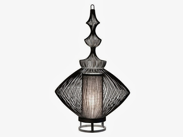 Fil De Fer Table Lamp Design