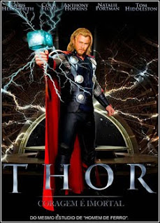 Download  Thor BDRip H264   AVI Dublado 2011 Dublado