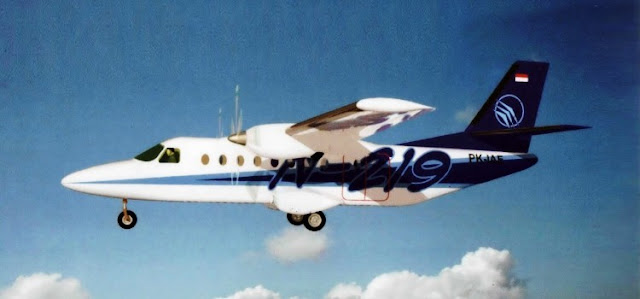 Menanti Nasib Proyek Pesawat N-219 PTDI