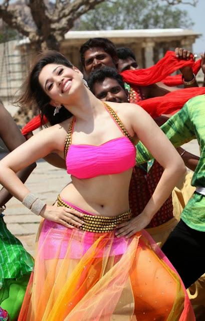 Actress Tamanna Blouse Photos