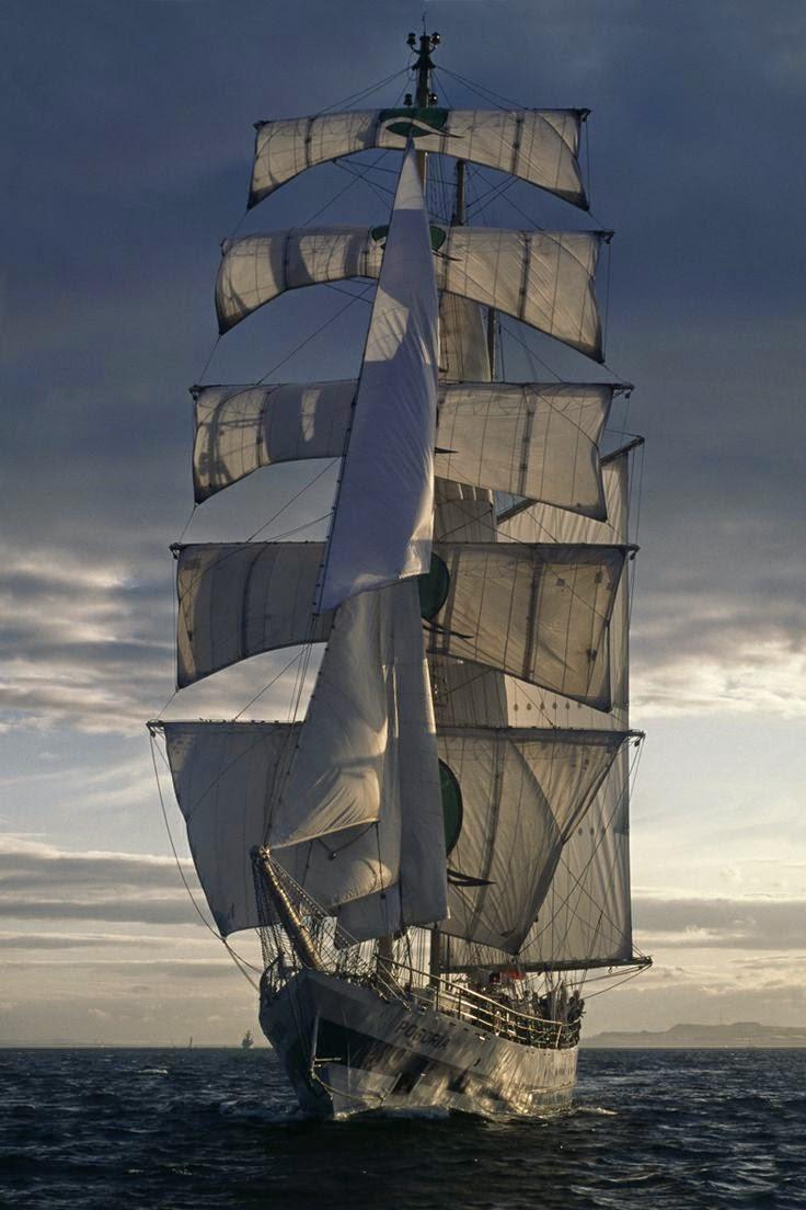 Sailing Ships | Nautical Handcrafted Decor Blog
