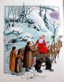 Father Christmas - The Chronicles of Narnia