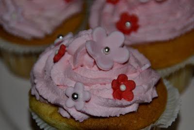 Saftiga Cupcakes Recept