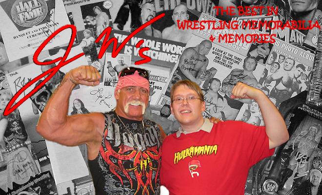 J\/\/s Wrestling Memorabilia