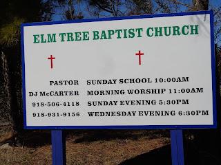 Elm Tree Baptist Church
