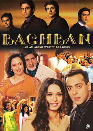 Baghban (2003) Movie Poster