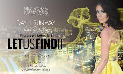 Birmingham Fashion Week Model Casting