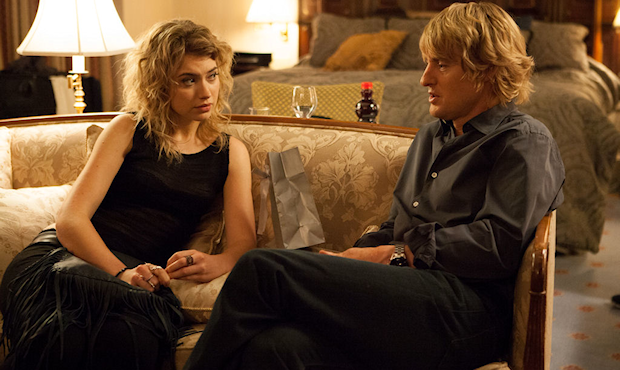 The Trailer for 'She's Funny That Way' Starring Owen Wilson and Imogen Poots