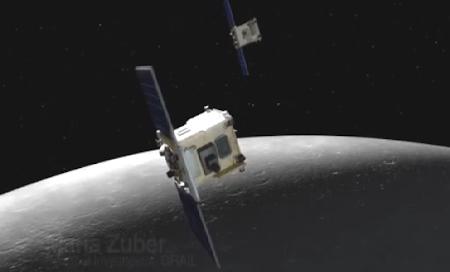 GRAIL Lado Oculto de la Luna