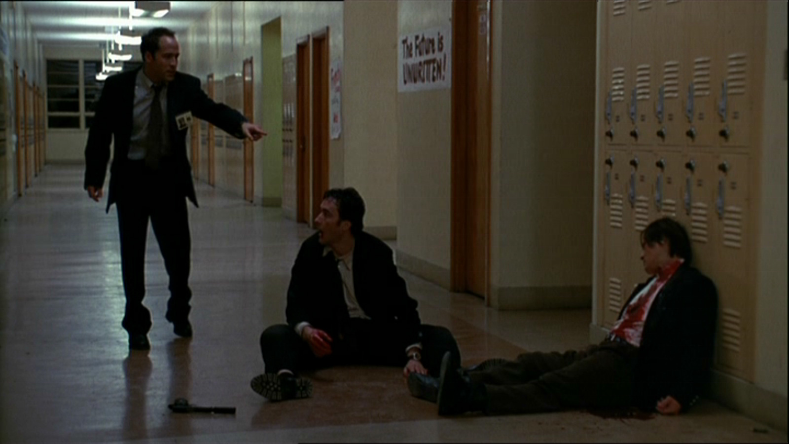 an analysis of the movie grosse pointe blank While in grosse pointe, martin discovers that his high school sweetheart,   grosse pointe blank is for the most part a surprisingly warm and gentle film, with .
