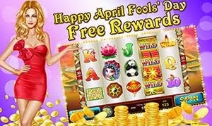SlotWiz April Fool's Day Rewards(Android Game)