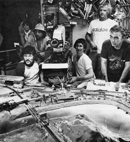 ce3k, close encounters, steven spielberg, behind the scenes,