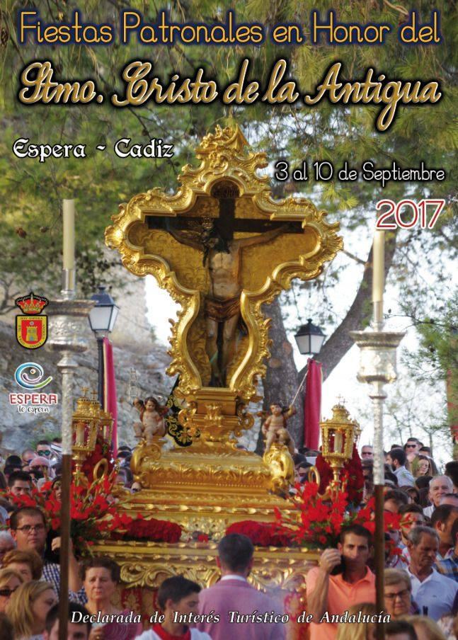 FIESTAS PATRONALES EN HONOR DEL STMO. CRISTO DE LA ANTIGUA